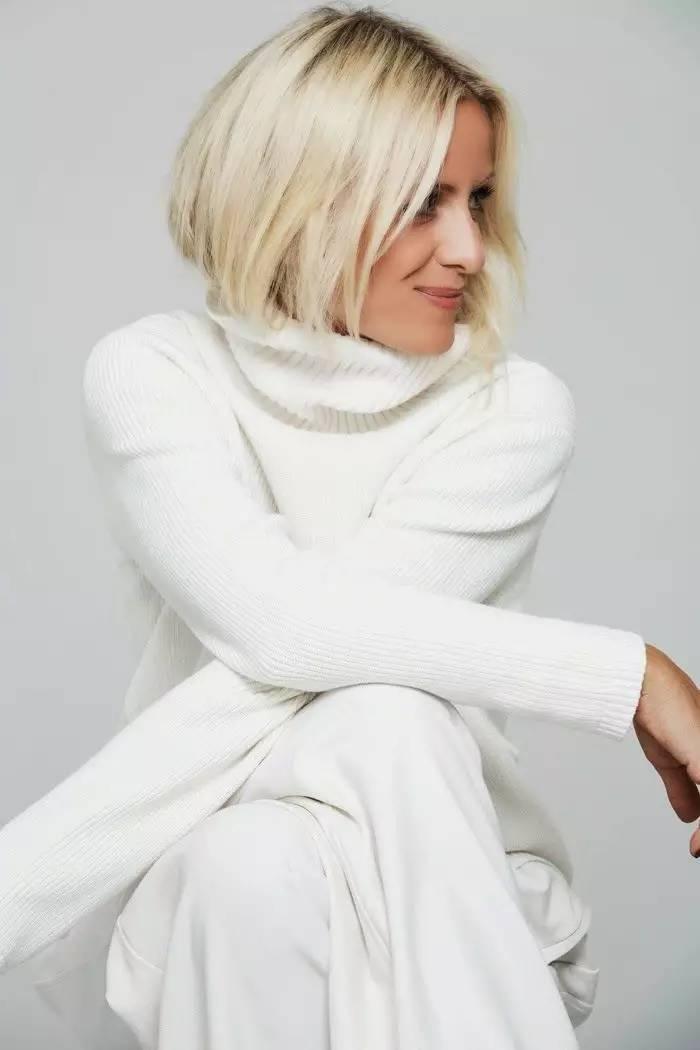 必備白毛衣,百搭又保暖!