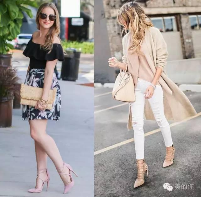 比起劉詩詩同款口紅,我更愛她的綁帶鞋!
