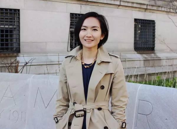 今天蘋果首頁,被這個90後中國姑娘征服!她獨自闖美國,25歲登上福布斯!