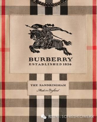 時尚丨同一顏色的Burberry風衣其實還分這麼多種類型