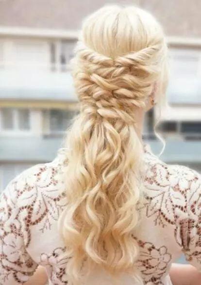 盤髮、公主頭、瀏海編髮……夏季紮哪款髮型好? 形象穿搭 第2張