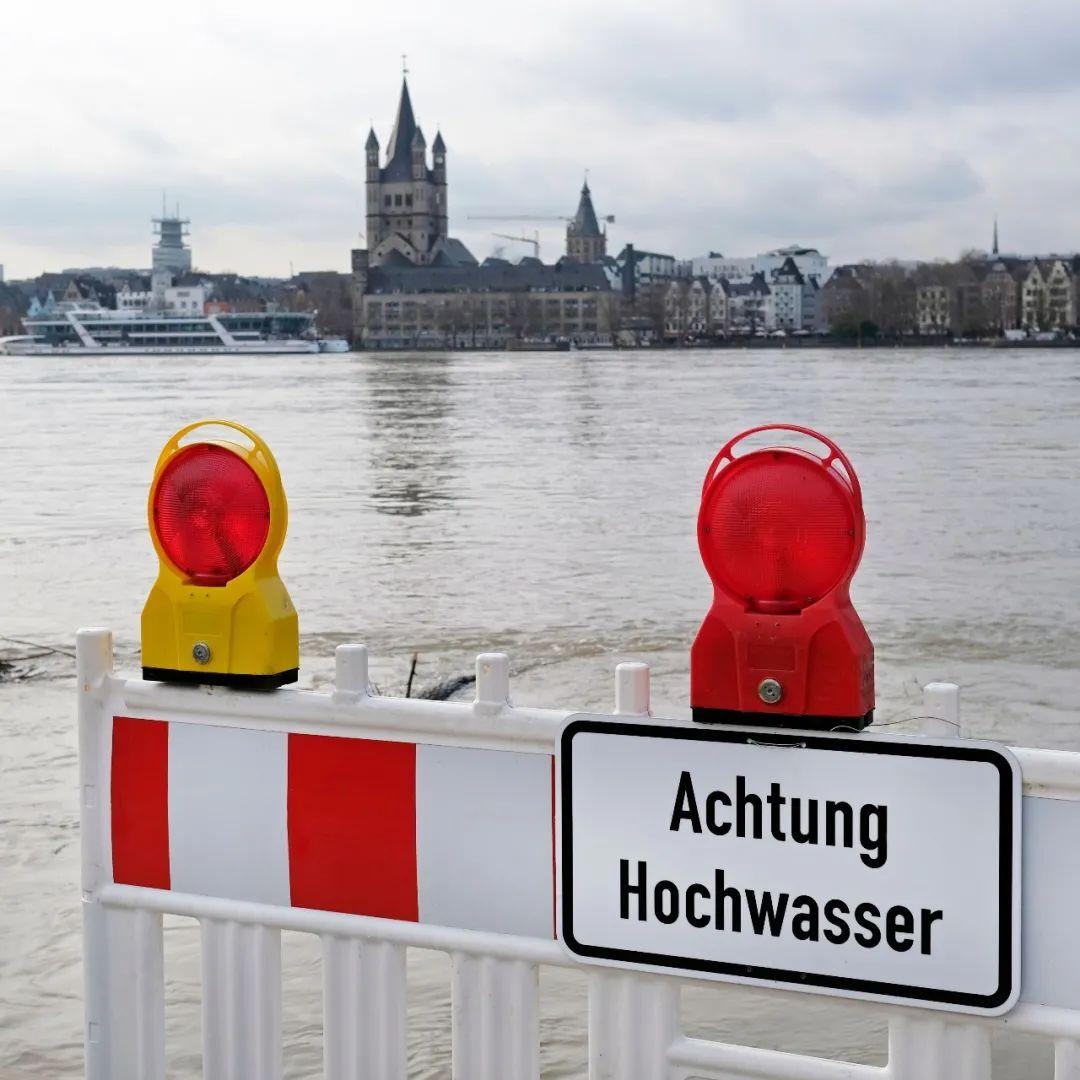 欧洲,洪水滔天