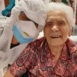 最牛老太!百岁老人2次感染新冠成功康复!曾是1918年全球大流感幸存者