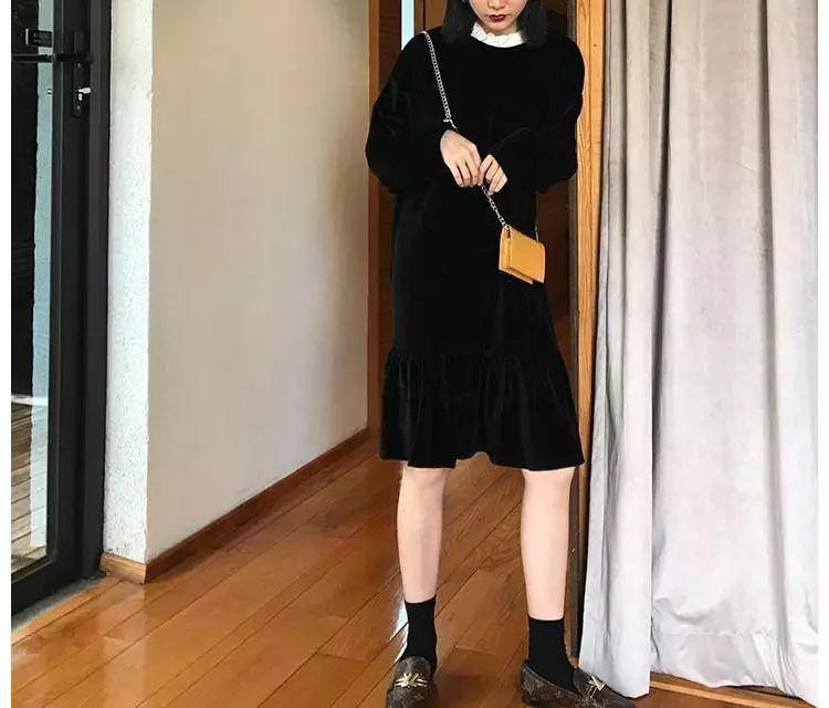 要跟男神約會了哈哈!我選了三條溫柔撩人的連衣裙 單身約會 第27張