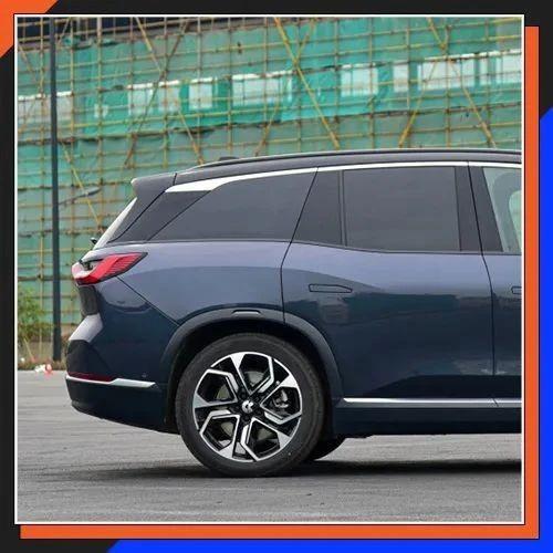 544马力、5米长!这台国产SUV加电比加油快吗?