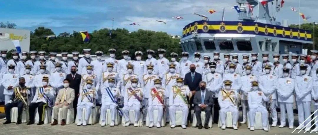 马来西亚新型濒海任务舰服役,一共四艘全是中国造