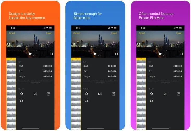 IOS限免软件推荐|内含速剪、Skygee、像素连连看等,共 5 款