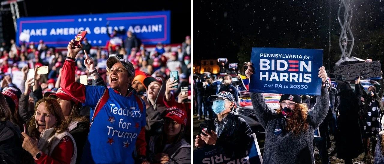 明天美国大选,特朗普会赢吗?
