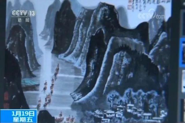 警方全景式解密中国字画造假