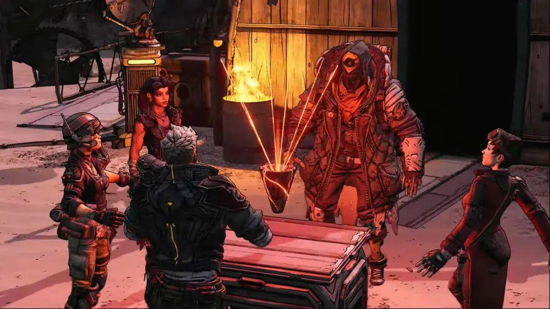 疫情影响  《无主之地3》第二个大型DLC暂无中文配音
