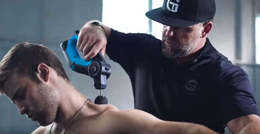 筋膜枪有效,但不是哪里疼痛按哪里|精练学院