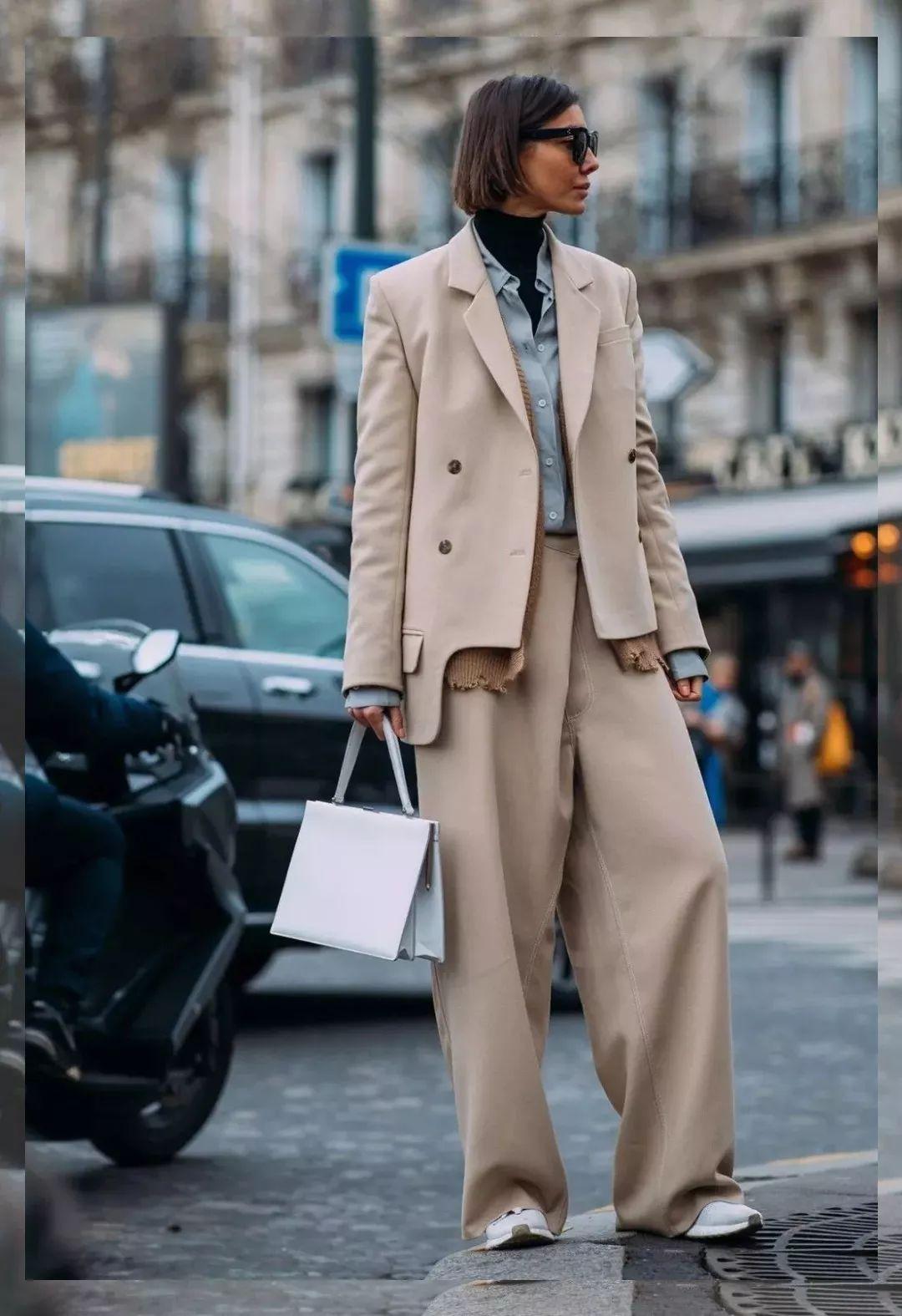 大衣+阔腿裤、西装+长裙…新年场景穿搭,教你轻松应付各种场合!