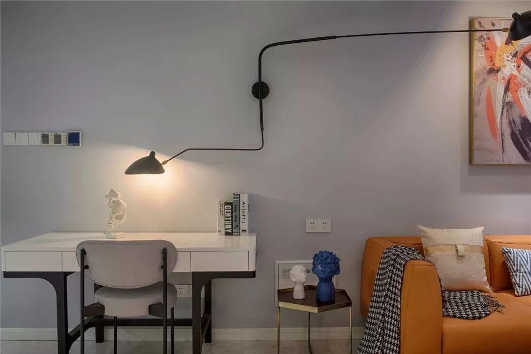 116平北欧风公寓,极简的设计,宽敞的空间!
