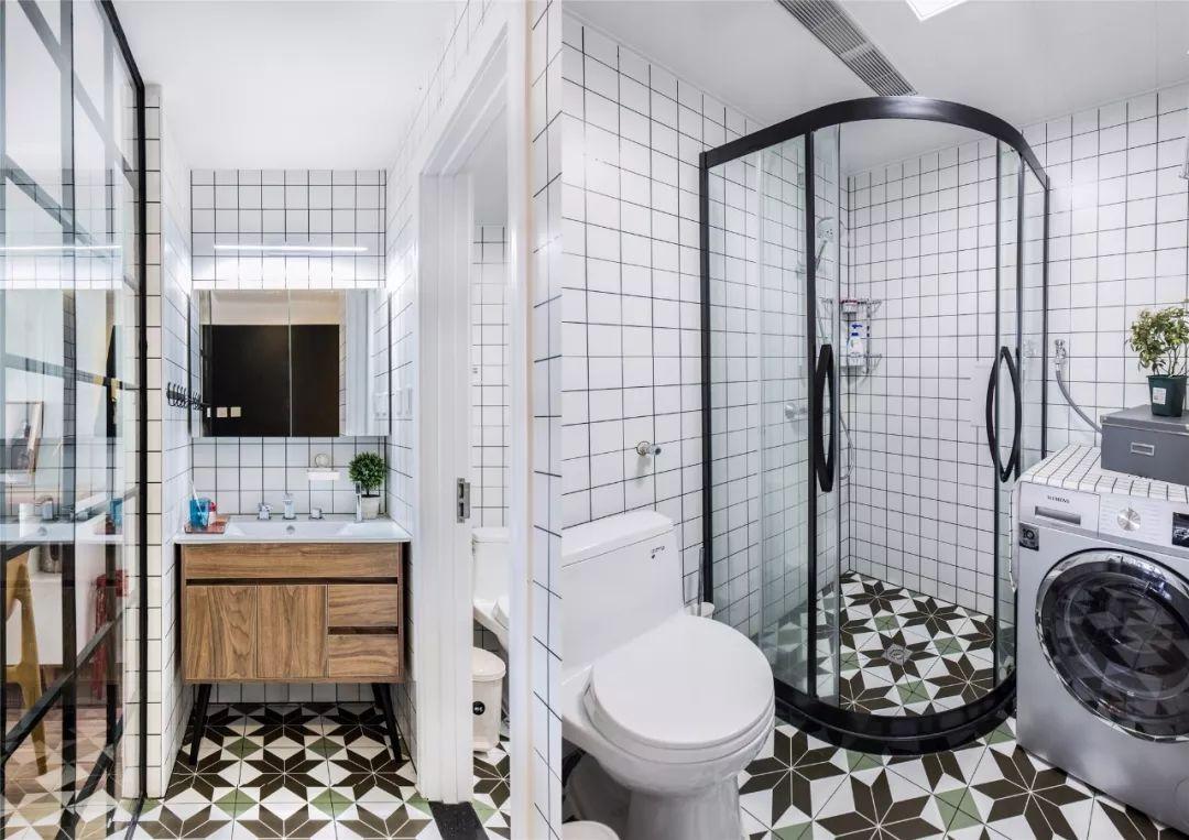 72平小户型二居室,巧设计大空间!