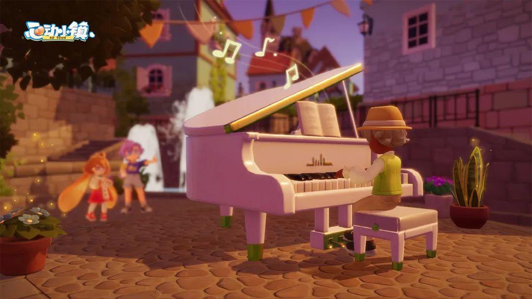 在《心动小镇》中,我们期待另一种生活丨触乐