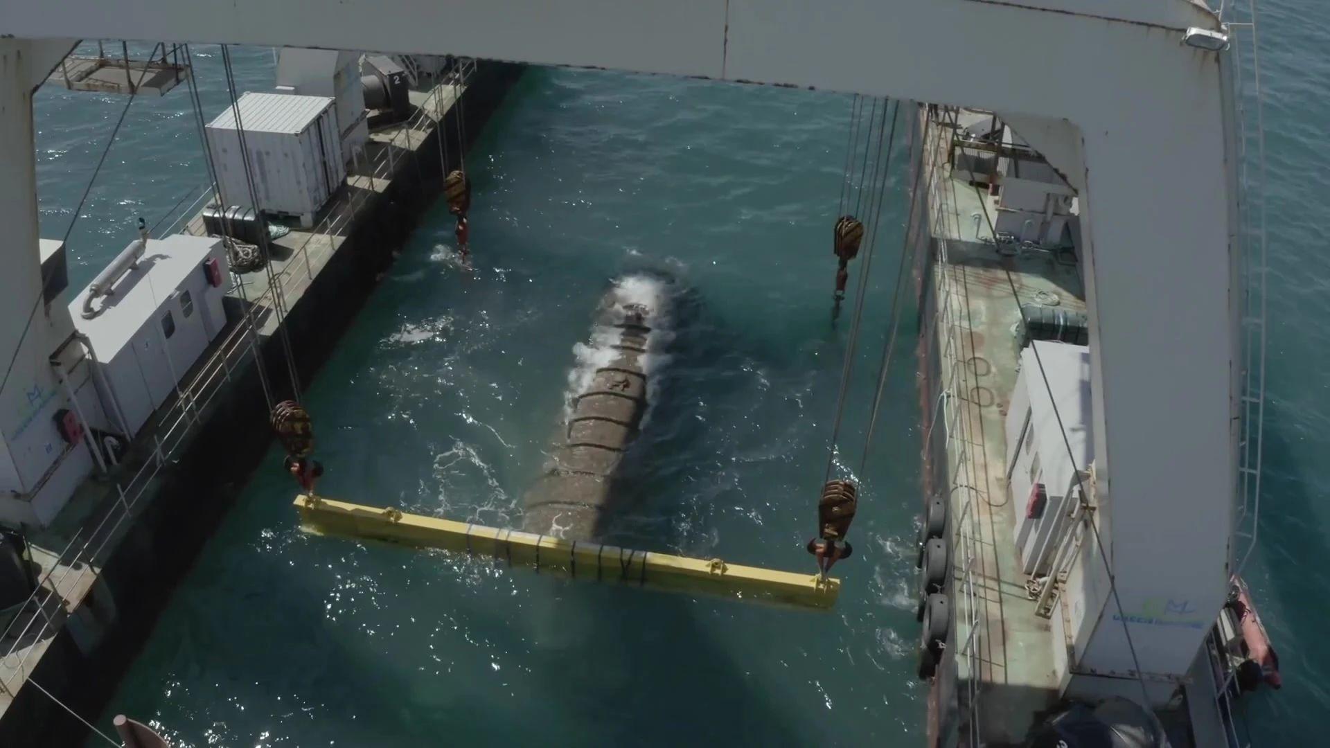 微软的水下数据中心船,你造吗?
