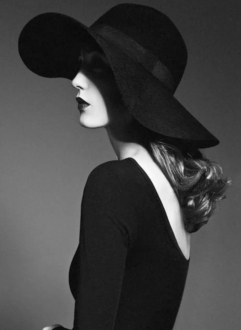 100幅经典女性摄影作品,每一幅都美得令人心醉!