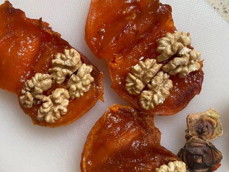 冬天一定要吃的神级干果,没想到这两个那么搭?