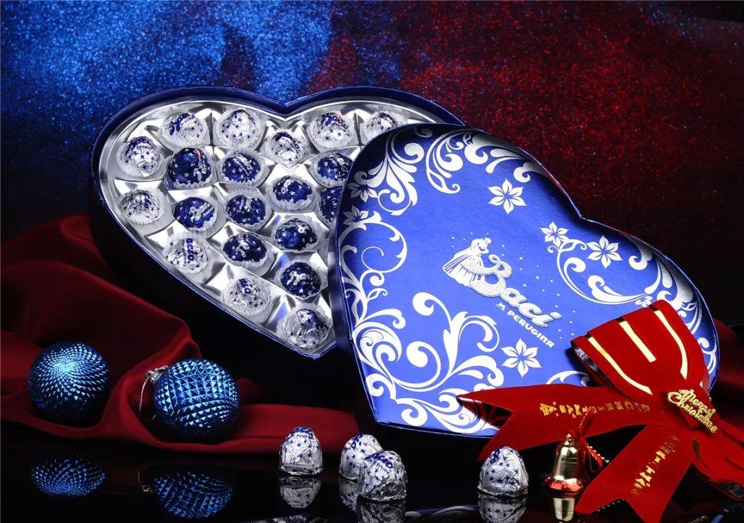 【聖誕告白小心機】¥118元!搶義大利進口國寶級品牌,Baci巧克力禮盒套裝!心形、愛之書本、歡樂熊、前世今生、星座5選1~ 撩妹招式 第24張