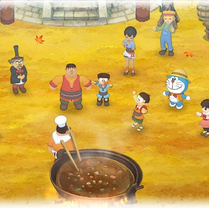 7月大雄矿工物语再开,《哆啦A梦 牧场物语》移植PS4