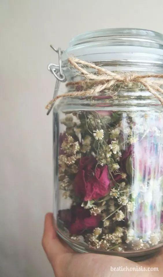 枯萎的鲜花不要扔,这样做简直美翻了