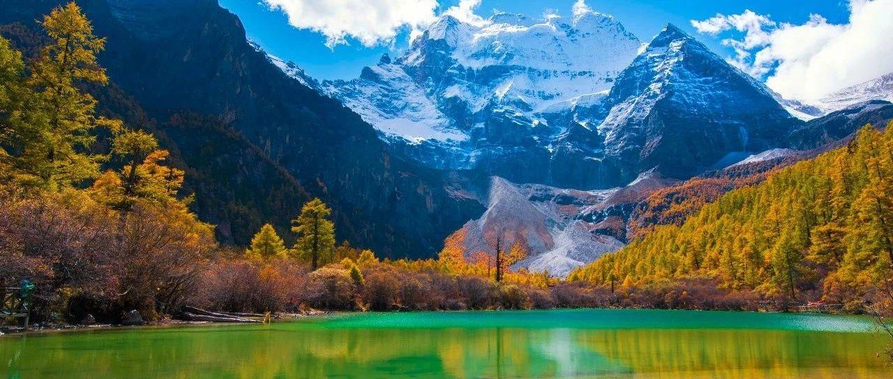 中国最美的50个秋景,去过20个就算旅行达人,你去过几个了?