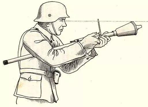 單兵擊毀21輛坦克,二戰德軍中的坦克獵人,幸運活到戰後