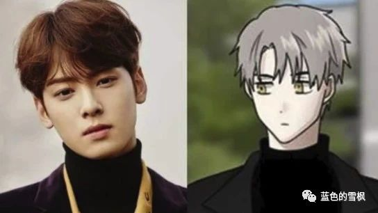 十大漫画里走来的韩剧男主,没有最帅只有更帅?