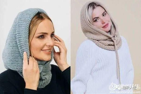 """2020-2021年秋冬温暖毛线针织配饰准备好了吗?让我们从""""头""""开始"""