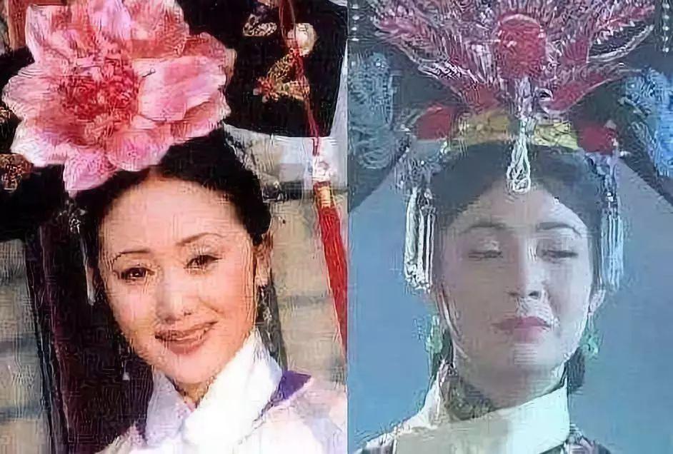 《还珠格格》的皇后和令妃:一个20年不变,一个苍老到让人心疼!