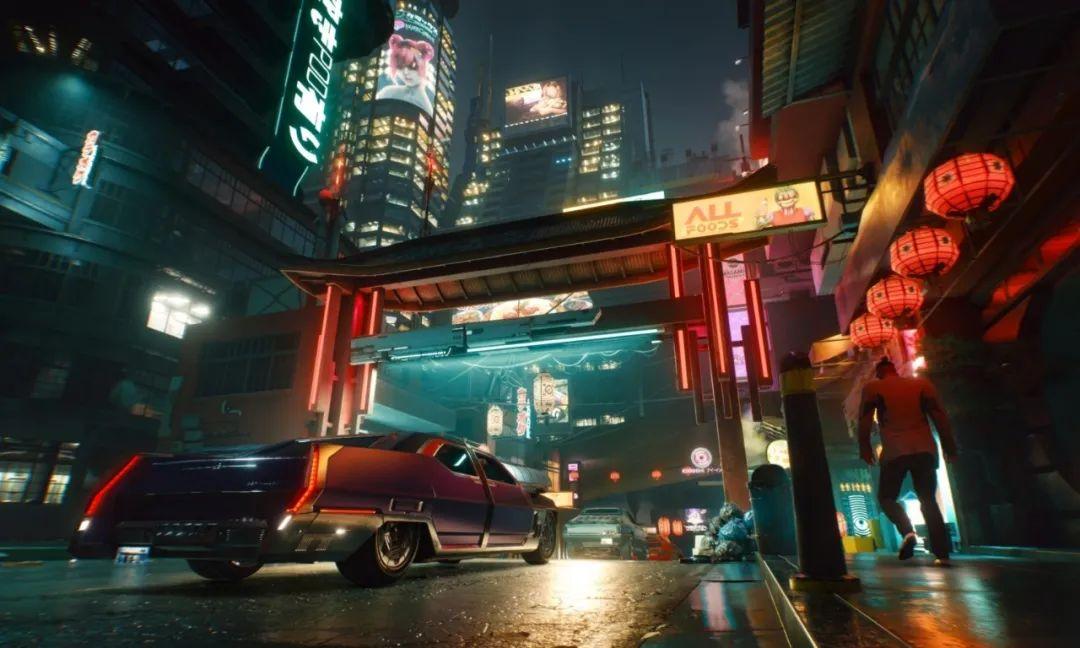 《赛博朋克 2077》何以成为「现象级」游戏作品?