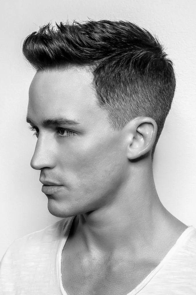 髮型丨十秒就能帥氣走出門的髮型 形象穿搭 第17張
