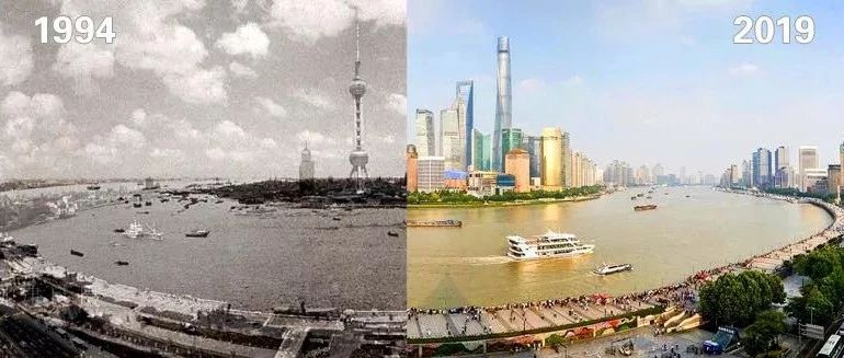 A Panoramic Sweep of Pudong:Born to be Great!