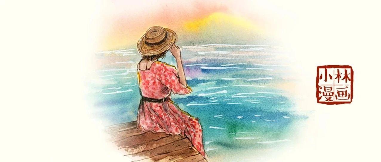 日落尤其温柔,人间皆是浪漫