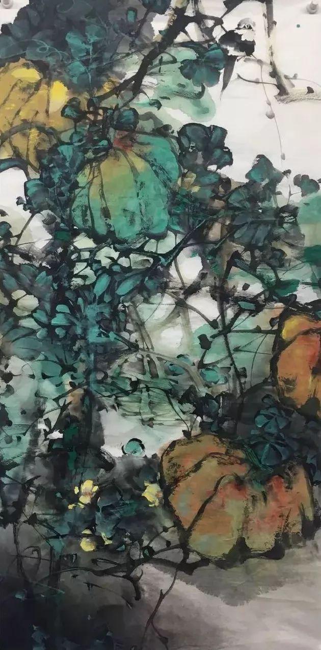 徐锦江儿子意外走红,老爸是150万1幅画的艺术家、宠妻狂魔,