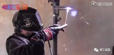 焊条电弧焊仰焊单面焊双面成型操作技术要点