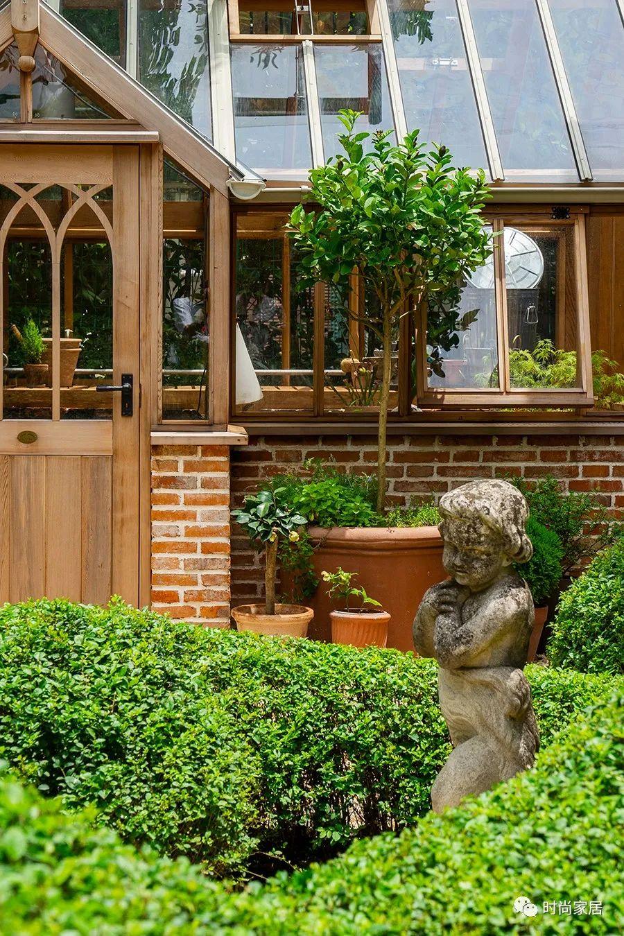 4年造4个主题花园,淘老物件儿,家里家外都像童话!