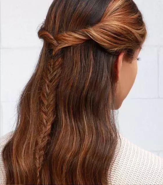 髮型佳,你才會越發的甜美可人吶~ 形象穿搭 第7張
