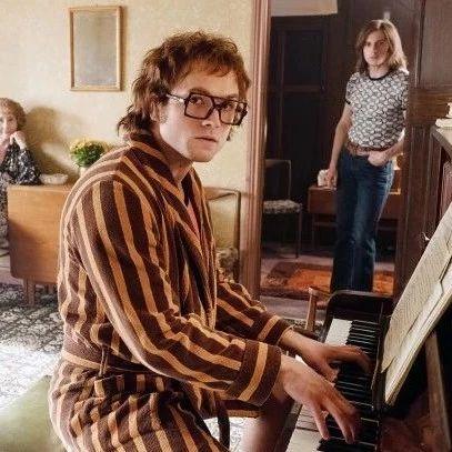 """Elton John与他的作词人""""钻石""""般坚固的友谊!"""