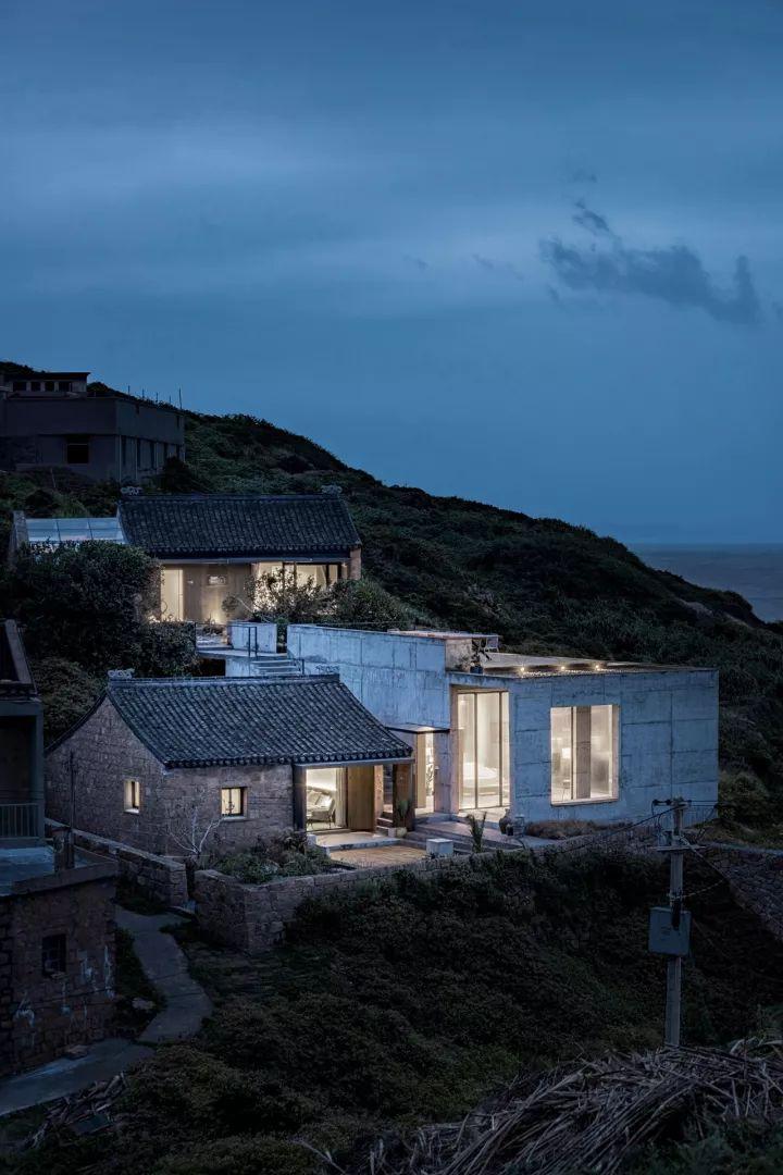 吴彦祖再回设计圈,爆改舟山渔村老屋,美过一夜过万的度假豪宅