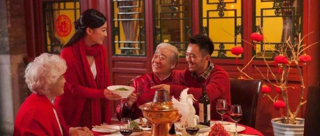 """开饭啦春节,不同地方的年味饭局都是怎么""""玩""""的?"""