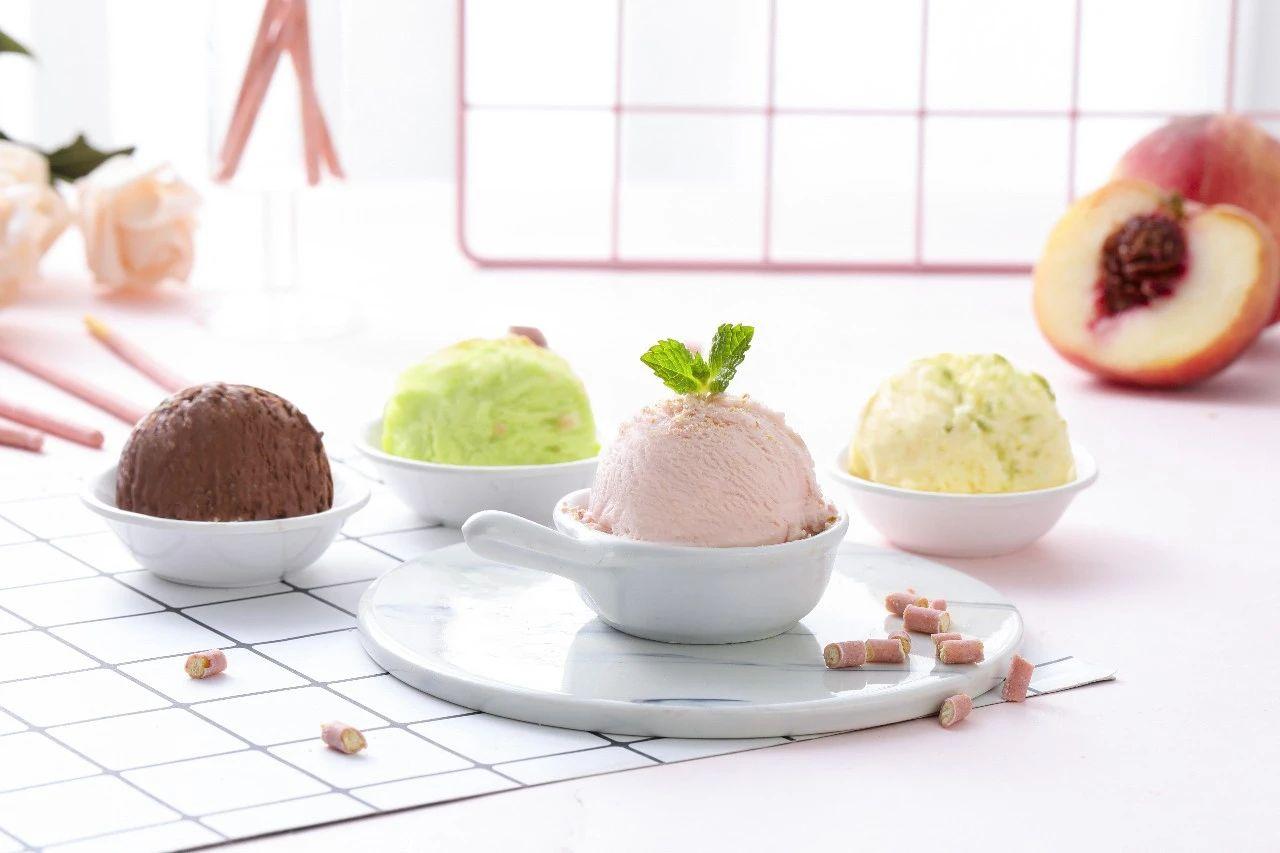 当牛奶变成冰淇淋,幸福感其实很简单!