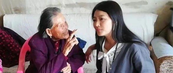 102岁奶奶的护发秘诀