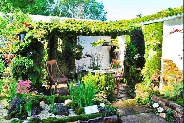 你的院子,就是你过的日子