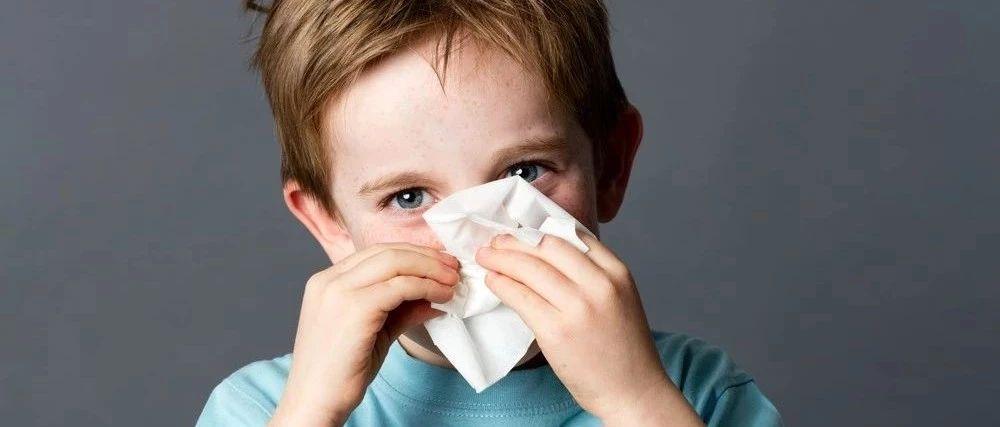 孩子咳嗽反反复复,会是哮喘吗?