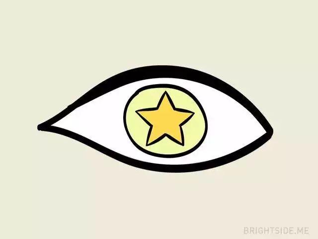 8只眼睛選一只,瞬間看透你內心!太準了
