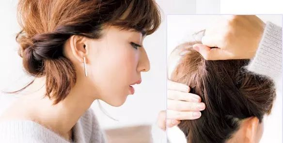 好看的紮發髮型,焦點髮型的正確打開方式!