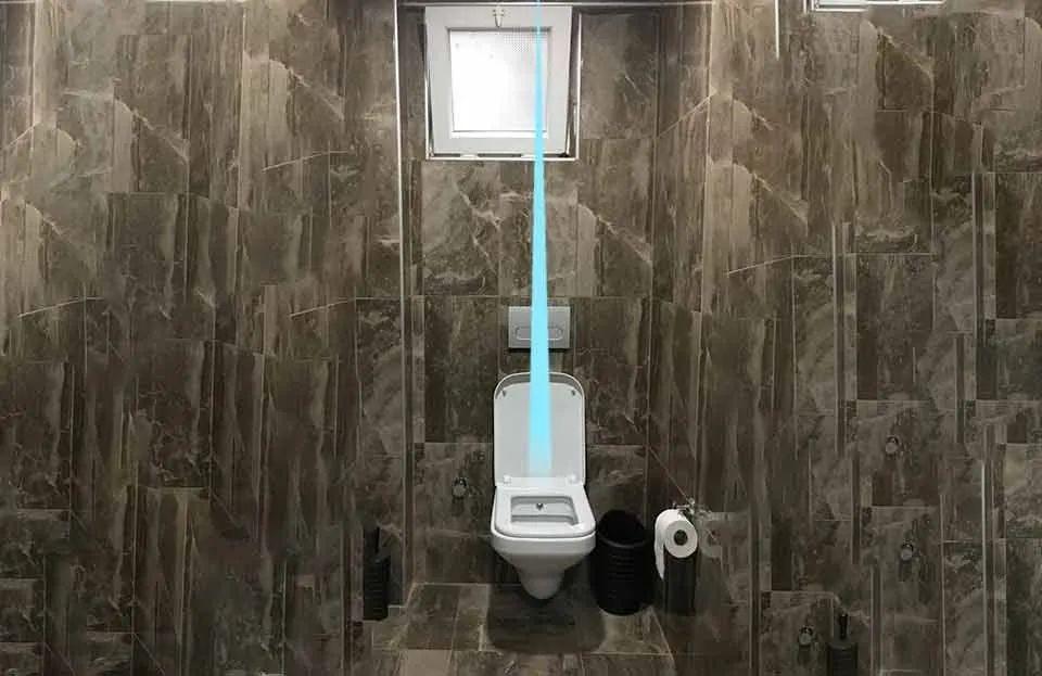 智慧公厕,智慧厕所传感器,厕所人流统计