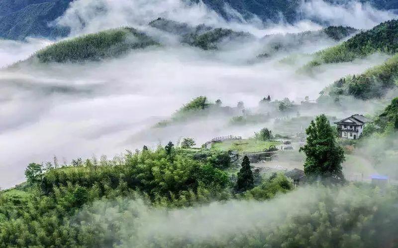 """上榜国家地理!高铁直达""""江南最后的秘境"""",这个美了千年的小城,却被99%的"""