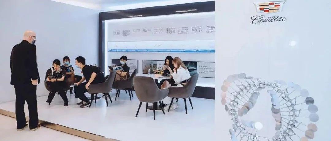 """牵手DnA SHENZHEN设计与艺术博览会  凯迪拉克再现""""车轮上的艺术"""""""